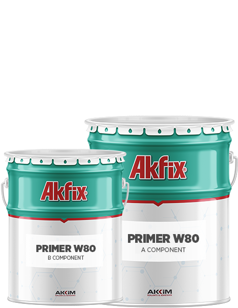 PRIMER W80 WATERBASED EPOXY PRIMER